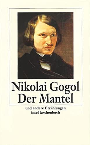 9783458319412: Der Mantel und andere Erzählungen