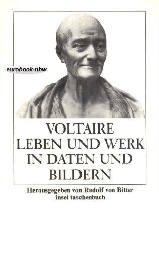 Voltaire Leben Und Werk In Daten Und: rudolf-von-bitter