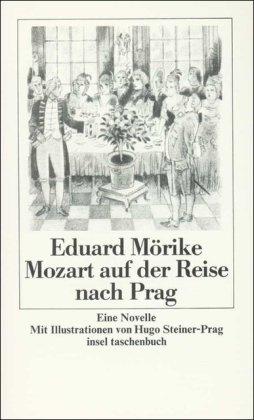 9783458320760: Mozart Auf Der Reise Nach Prag