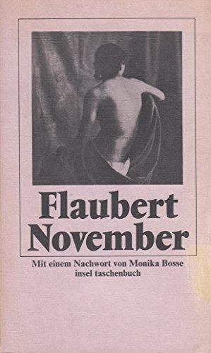 November: Gustave Flaubert