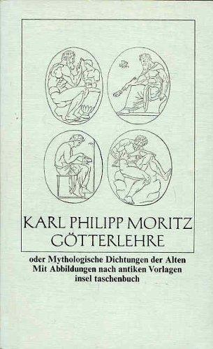9783458321194: Götterlehre oder Mythologische Dichtungen der Alten.