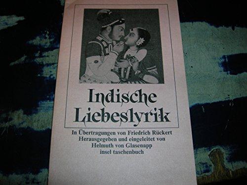 9783458321316: Indische Liebeslyrik (s7t)