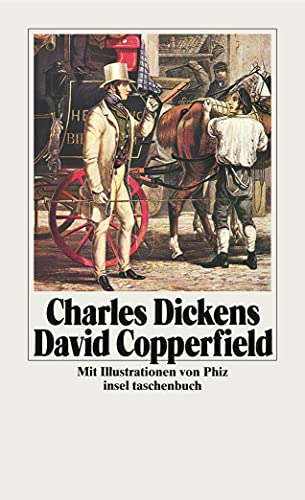 book summary of charlrs dickens david copperfield