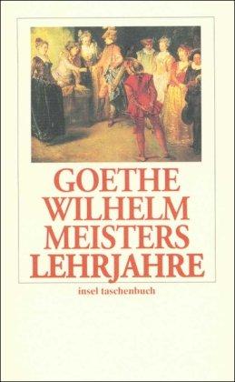 9783458321750: Wilhelm Meisters Lehrjahre