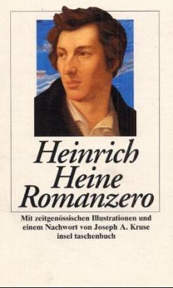9783458322382: Romanzero.