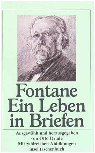 9783458322405: Ein Leben in Briefen (Insel Taschenbuch)