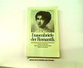 Frauenbriefe der Romantik (German Edition): n/a