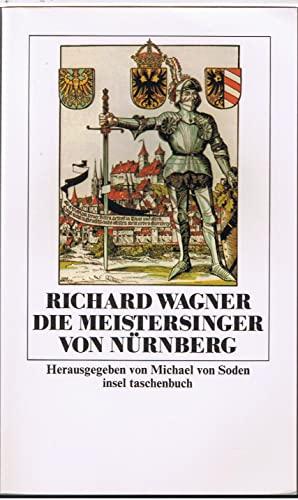 9783458322795: Die Meistersinger von Nürnberg.