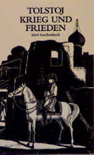 Krieg und Frieden.: 4 Bände.: Tolstoi, Leo N.