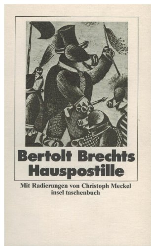 Hauspostille: Brecht