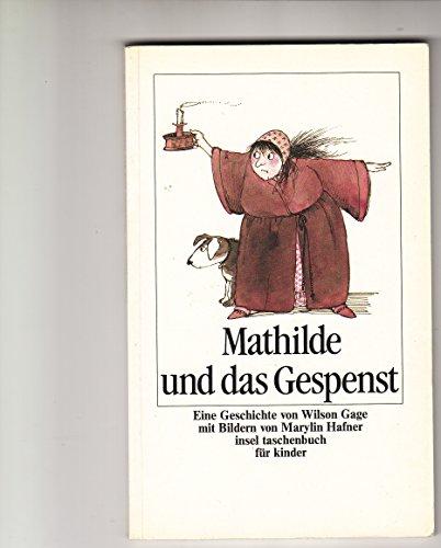 9783458323402: Mathilde und das Gespenst