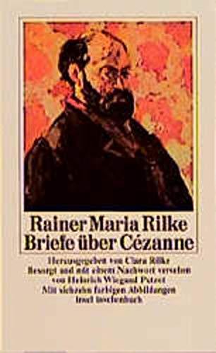 9783458323723: Briefe Uber Cezanne