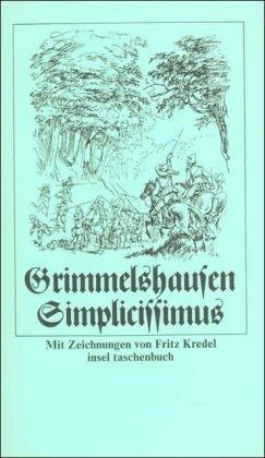 9783458324393: Der abenteuerliche Simplicissimus.
