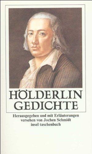 Gedichte: Holderlin, Friedrich