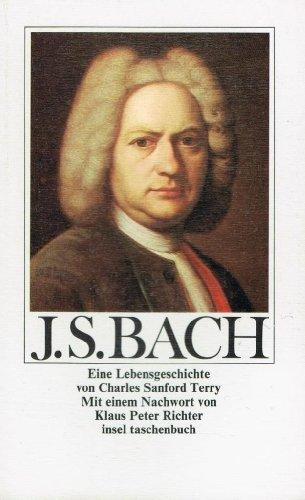 9783458325024: Johann Sebastian Bach. Eine Biographie