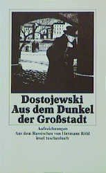 9783458326670: Aus dem Dunkel der Grossstadt