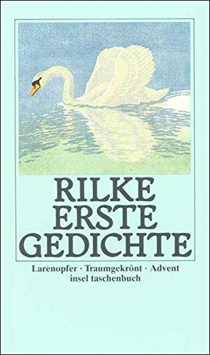 9783458327905 Erste Gedichte Larenopfer Traumgekrönt
