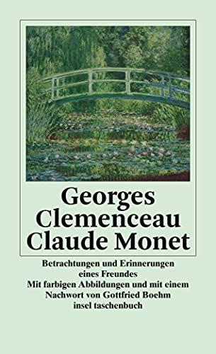 9783458328520: Claude Monet.
