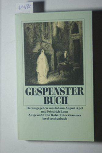 9783458330882: Das Gespensterbuch