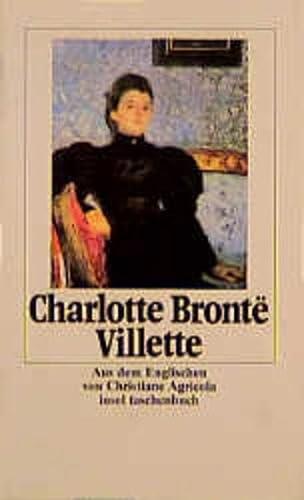 9783458331476: Villette. Roman.