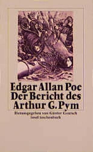 9783458331490: Der Bericht des Arthur Gordon Pym