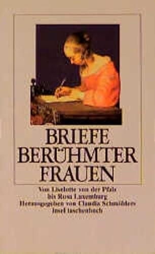 Briefe Liselotte Von Der Pfalz : Claudia schmolders abebooks