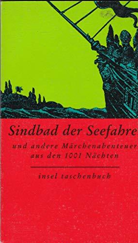 9783458332855: Die Geschichte von Sindbad dem Seefahrer