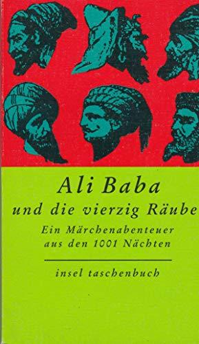 Ali Baba und die vierzig Räuber, ein: Littmann, Enno