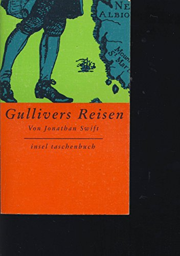 9783458332909: Gullivers Reisen