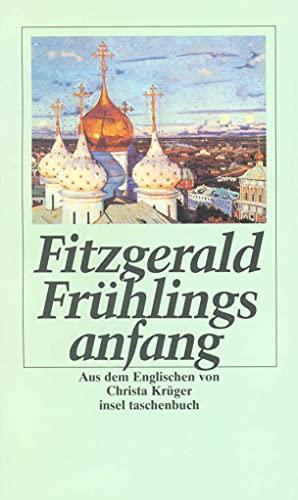 9783458333937: Frühlingsanfang