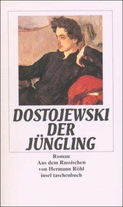 9783458335900: Der J�ngling.