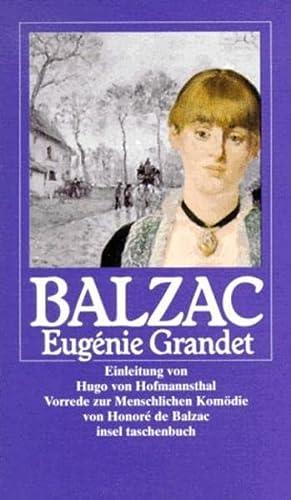 9783458336013: Eugenie Grandet.