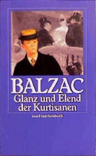 Glanz und Elend der Kurtisanen.: Balzac, Honore de