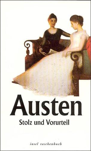Stolz und Vorurteil: Austen, Jane