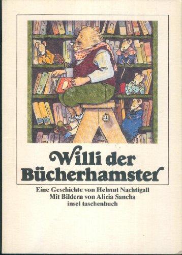 9783458337294: Willi der Bücherhamster