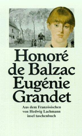 9783458338222: Eugenie Grandet;