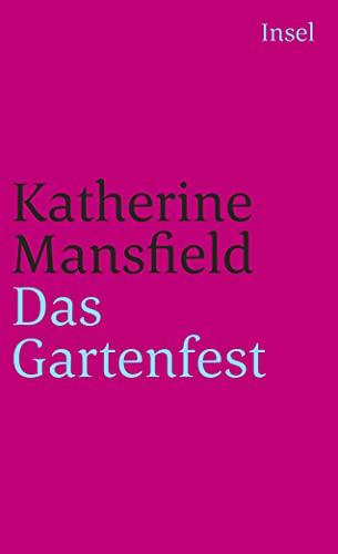 9783458339052: Das Gartenfest und andere Erzählungen