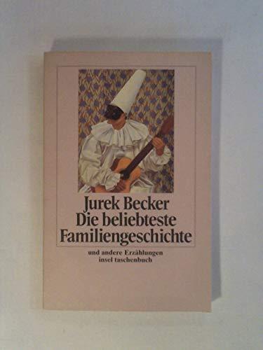 9783458340331: Die beliebteste Familiengeschichte. Erzählungen
