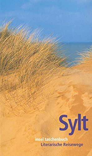 9783458342229: Sylt: Literarische Reisewege