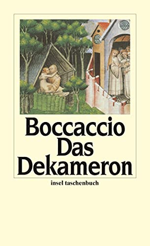 9783458342779: Das Dekameron.
