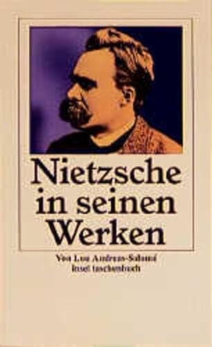 9783458342922: Friedrich Nietzsche in seinen Werken.