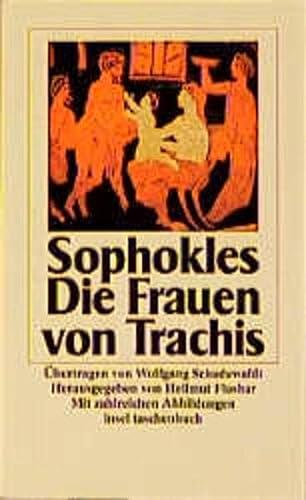9783458343028: Die Frauen von Trachis