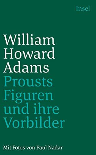 9783458343400: Prousts Figuren und ihre Vorbilder
