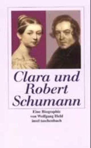 9783458344155: Clara und Robert Schumann.