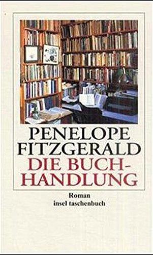 9783458344490: Die Buchhandlung