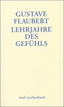 Lehrjahre des Gefühls: Geschichte eines jungen Mannes: Gustave Flaubert
