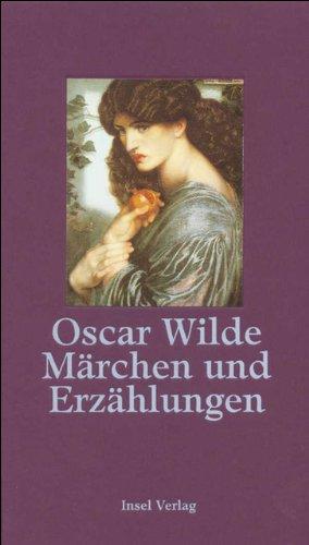 Märchen und Erzählungen. (9783458345152) by Oscar Wilde