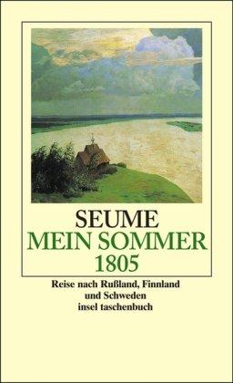 Mein Sommer 1805 (insel taschenbuch) (Taschenbuch) von