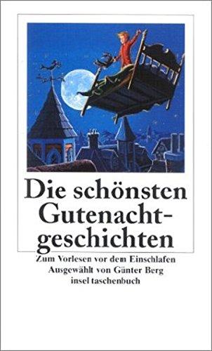 9783458345879: Die sch�nsten Gutenachtgeschichten.