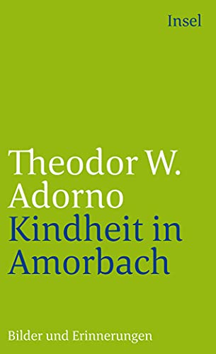 9783458346234: Kindheit in Amorbach